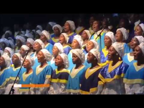 Ojo Agbara Na CCC Central Choir At Luli Concert 2017