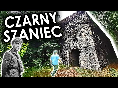 Play this video Opuszczona kwatera Himmlera Czarny Szaniec - Urbex History