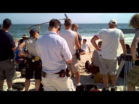 On the Set of Royal Pains