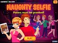 Naughty Selfie Game - Walkthrough - Posers Must Be Pranked