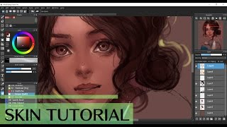 Gah my voice keep squeaking. I kept mispronouncing certain words  because I was nervous D:  Many of you guys wanted a voiceover, so here it is. Um, if you guys prefer not to hear my voice after this video, I can go back to just adding captions.  16:58 Blending & how to download brushes Nose Tutorial: https://youtu.be/t6OKGQit10cGet the program here : http://medibangpaint.com/en/pc/ For more : Instagram: https://www.instagram.com/jennyjundee/ DeviantArt: http://jyundee.deviantart.com/Ratemydrawings: http://www.ratemydrawings.com/user/Jyuliey/Earth Prelude by Kevin MacLeod is licensed under a Creative Commons Attribution license (https://creativecommons.org/licenses/by/4.0/)Source: http://incompetech.com/music/royalty-free/index.html?isrc=USUAN1100247Artist: http://incompetech.com/