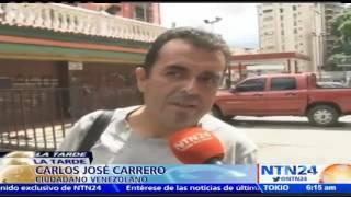 Suscríbase a nuestro canal en YouTube: http://tinyurl.com/NTN24VENEZUELACiudadanos acataron el paro de 24 horas convocado por la Mesa de la Unidad Democrática (MUD) para presionar al presidente Nicolás Maduro a retirar su propuesta de Asamblea Constituyente en Venezuela.También puede seguirnos en nuestras redes sociales:Twitter: https://twitter.com/ntn24veFacebook: https://www.facebook.com/NTN24veInstagram: https://instagram.com/ntn24ve