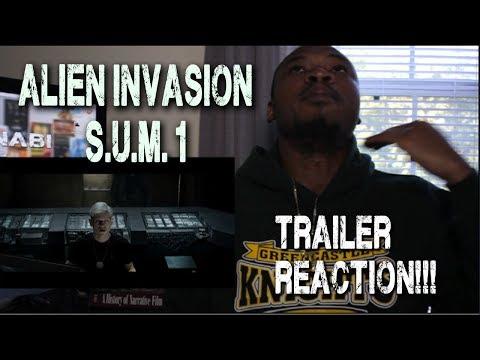 ALIEN INVASION S.U.M.1 Trailer #1 NEW (2017) Sci-Fi Movie