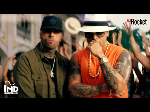 Vídeo Si Tú La Ves - Nicky Jam Ft Wisin