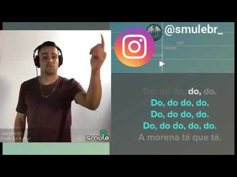 Cante com JERRY SMITH no smule