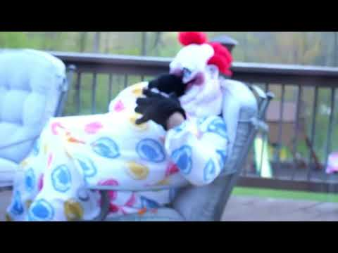 FATSO RAIDS MY KITCHEN | Fatso The Clown Has A Picnic at my house!!!