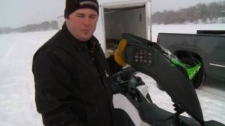 9. JEREMEY HOULE SPEEDWERX III- Get more power out of your Arctic Cat