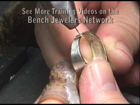Sizing a Silver Ring using the PUK Welder