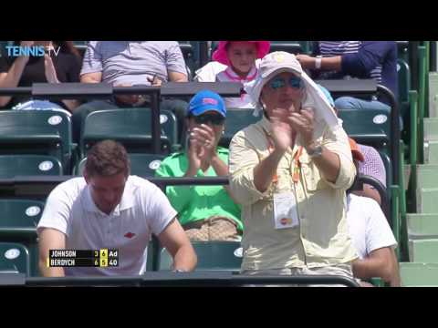 Miami Open Highlights: Day 7