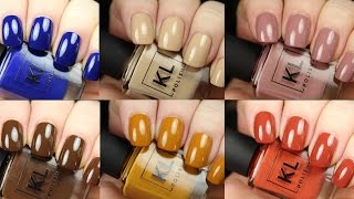 KL Polish by Kathleen Lights | Live Application Review