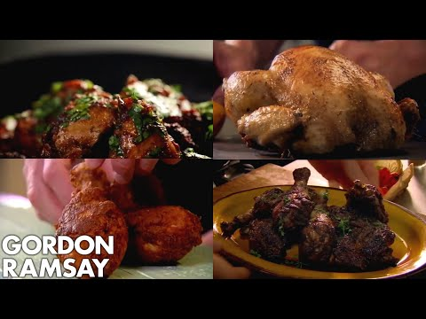 Gordon Ramsay's Top 5 Chicken Recipes