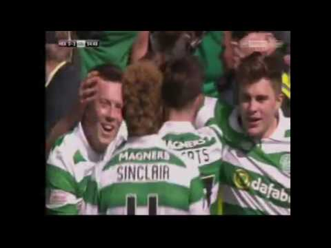 Celtic vs hearts all goals and highlights 2/04/17