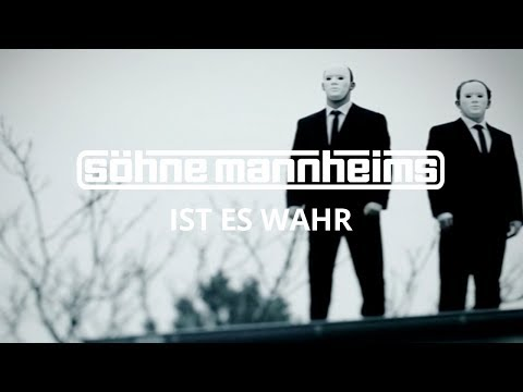 Tekst piosenki Sohne Mannheims - Ist Es Wahr (Aim High) po polsku
