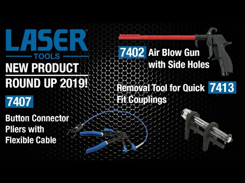 7402, 7407, 7413   New Products Round up 2019!