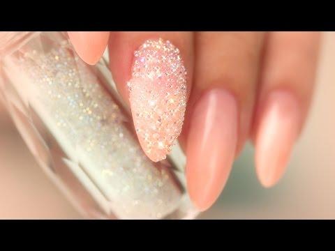 elegante nail art