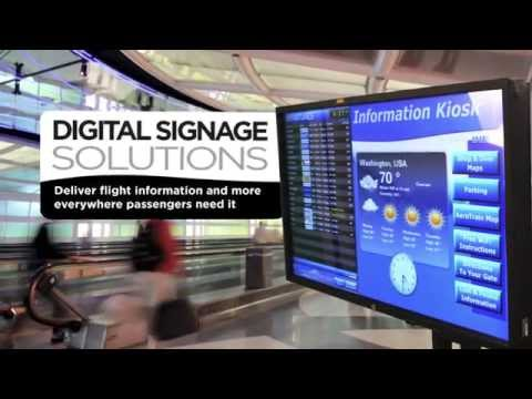 Home | Global Airport Solutions | Rockwell Collins' ARINC Airports