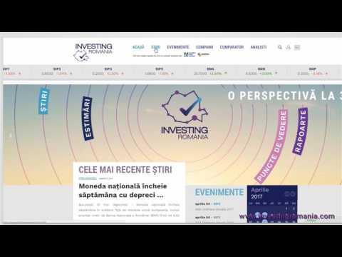InvestingRomania | Cel mai amplu spațiu de știri și acțiuni