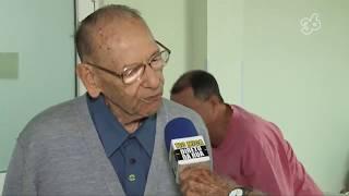 TMDR | ENGENHEIRO FLORES DÁ AULAS DE ESPERANTO HÁ 20 ANOS