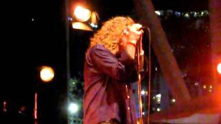 Robert Plant and Band Of Joy put on an awesome show at Hard Rock in Hollywood,Fl. Robert picked an amazing line up of musicians to accompany his soulful voice. Love all his stuff but absolutely the Zep songs were a highlight for me. Again, sorry it is only a partial clip. Very difficult to film when you are so into the music and have such great view with him a few feet away!!!