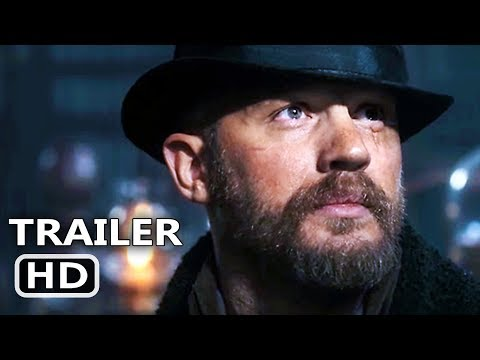 A CHRISTMAS CAROL Official Trailer 2019 Andy Serkis Tom Hardy TV Series HD