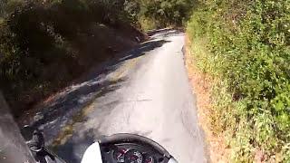6. 2014.5 Kawasaki KLR650 New Edition Mountain road ride