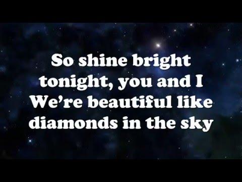 , title : 'Diamonds - Rihanna cover by Tedy Bear with lyrics'