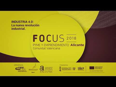 Vídeo Promocional Focus Pyme y Emprendimiento Alicante 2018[;;;][;;;]