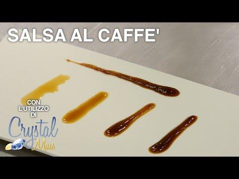 Salsa al Caffè con Crystal Mais