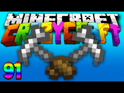mods - Minecraft Crazy Craft Modded Survival Lets Play Season 2! Subscribe to never miss an Episode: http://bit.ly/CraftBattleDuty Lets Crush 3000 likes for daily CrazyCraft! Crazy Craft is one...