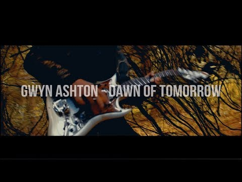 Gwyn Ashton - Dawn of Tomorrow - official Fab Tone Records UK  video