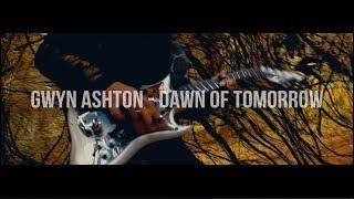 Video Gwyn Ashton - Dawn of Tomorrow - official Fab Tone Records UK  v