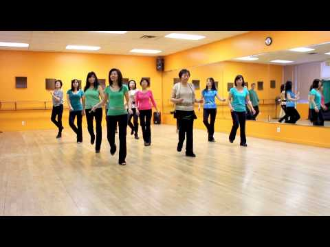 Country Loud – Line Dance (Dance & Teach in English & 中文)