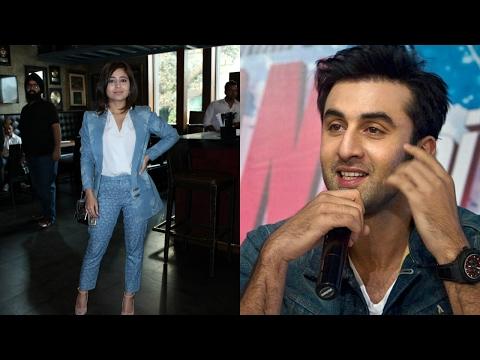 Shweta Tripathi Wants To Work With Ranbir Kapoor