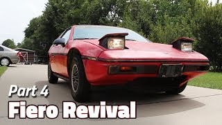Video Blink Once If Your Headlights Go Up and Down | 1985 Fiero 2M4 Revival - Part 4 MP3, 3GP, MP4, WEBM, AVI, FLV Februari 2019