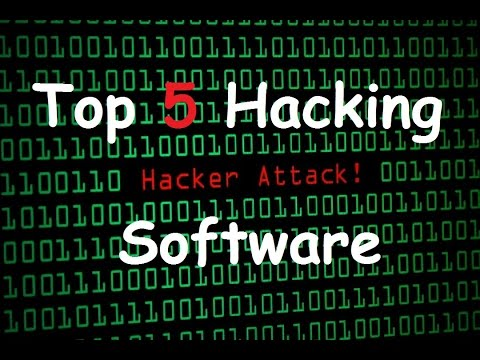 Top 5 Hacking Software| Best Hacking Software.