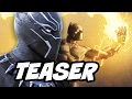Avengers Infinity War Black Panther First Look Teaser and 10 Things You Should Know