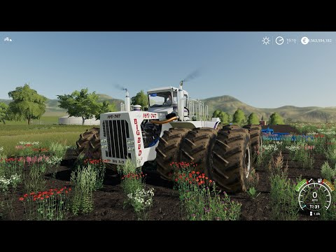 Big bud 747 (all Wheel steer) v1.0