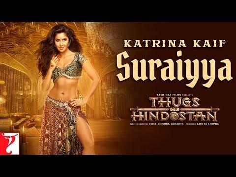 Katrina Kaif as Suraiyya | Motion Poster | Thugs Of Hindostan