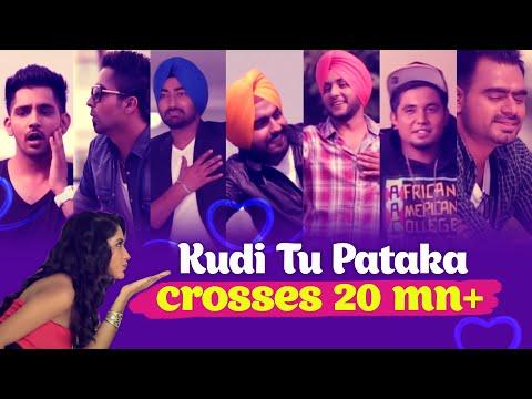 Video Kudi Tu Pataka - Full HD Song - Ammy Virk, Babbal Rai, A Kay, Ranjit Bawa, Hardy Sandhu, Prabh Gill download in MP3, 3GP, MP4, WEBM, AVI, FLV January 2017