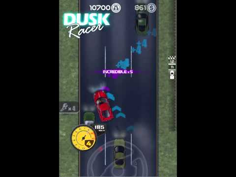 Video of Dusk Racer: Super Car Racing