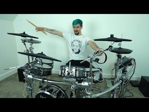 I Got A Drum Kit!