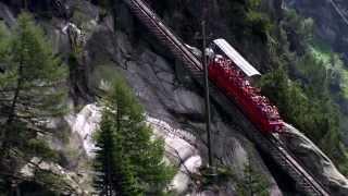 La Suisse vue du ciel - YouTube