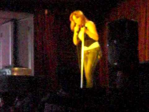 April Macie - Comedy ROK's (Camp Humphreys) Part 2