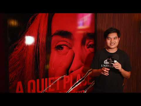 A Quiet Place | Clip + Thailand's Celebrity Interview 2