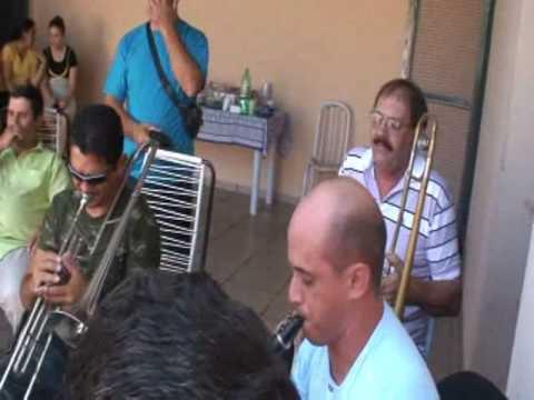 Tocata Araçatuba - Hayler, Betinho, Daniel, Edmir e Tião 7