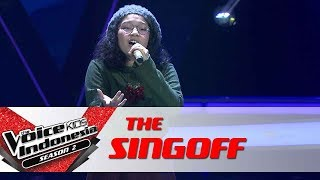 "Video Glory ""Issues"" | Sing Off | The Voice Kids Indonesia Season 2 GTV 2017 MP3, 3GP, MP4, WEBM, AVI, FLV Juni 2018"