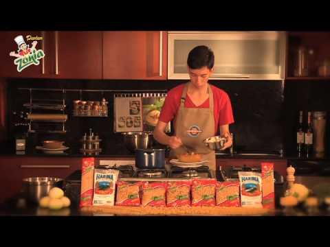 Video - Macarrones con vegetales con Pastas Zonia