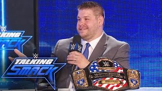 Nonton Kevin Owens Mocks The Land Of Opportunity  Wwe Talking Smack  April 11  2017  Wwe Network Exclusive  Film Subtitle Indonesia Streaming Movie Download