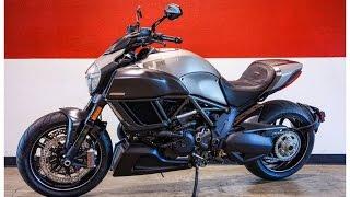 5. Ducati Diavel Titanium Walkaround