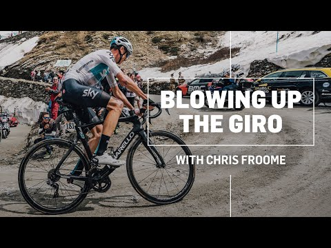 Blowing Up The Giro D'Italia   Chris Froome   Fuelled By Science